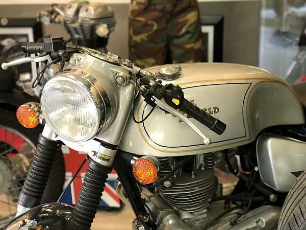 Royal Enfield BULLET 500 ELECTRA SPORTSMAN SPECIAL E/S