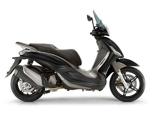 Piaggio BEVERLY SPORT TOURING 350 ABS-ASR
